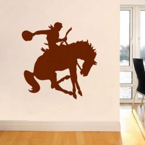 Sticker De Perete Cowboy