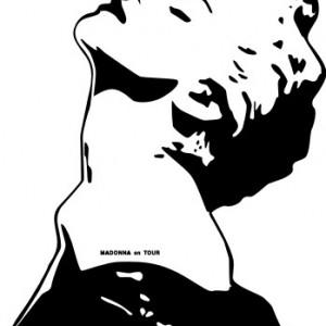 Sticker Decorativ De Perete Madonna
