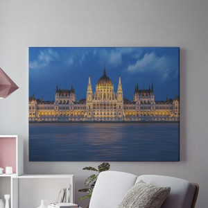 Tablou Canvas Budapest