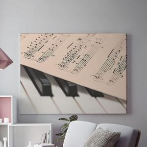 Tablou Canvas Partitura