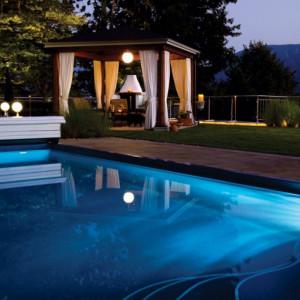 Tablou canvas - piscina