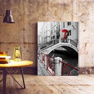 Tablou Canvas Romance In Venice