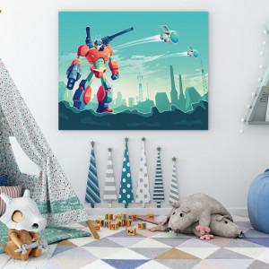 Tablou copii - Transformers