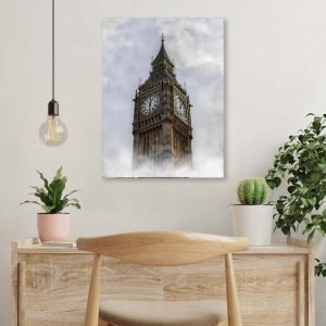 Tablou office - Misty Big Ben