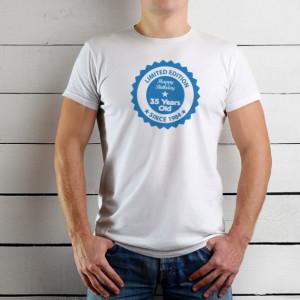 Imprimeu tricou LIMITED EDITION