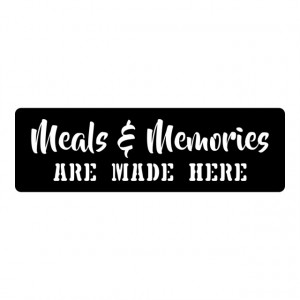 Meals and memories are made here