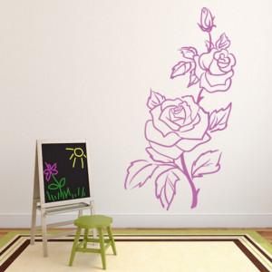 Rose Flowers Petals