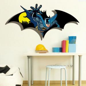 Sticker De Perete Batman Din Perete