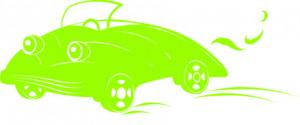 Sticker De Perete Car