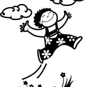Sticker De Perete Decor Pentru Copii 5