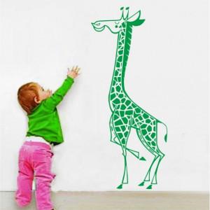 Sticker De Perete Girafa