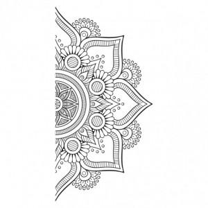Sticker Mandala