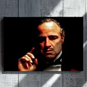 Tablou acrilic - Godfather (Nasul)