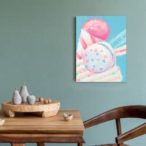 Tablou Bucatarie - Painted Icecream