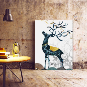 Tablou Canvas Solitary Deer