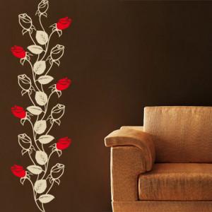 Ramura trandafiri