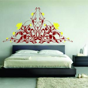 Design floral artistic