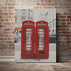 Cabine telefonice Londra