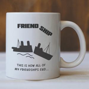 Cana Cu Mesaj - Friend-ship