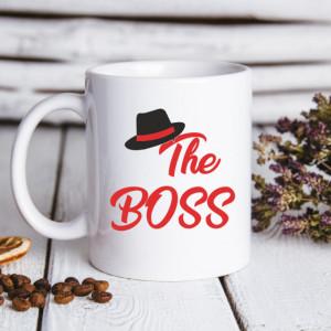 Cana cu Mesaj The Boss
