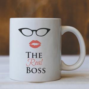 Cana Cu Mesaj - The Real Boss