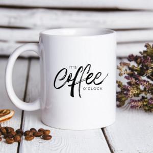 CANA Its coffee o clocck