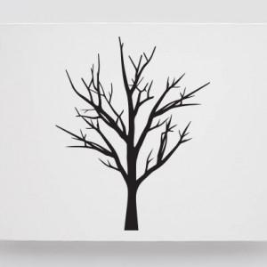 Finger print tree fluviu
