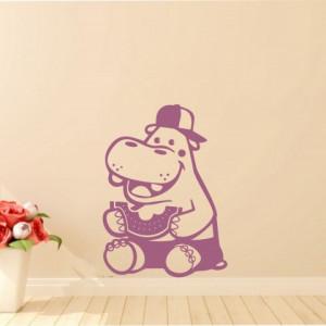Hipopotam cu pepene