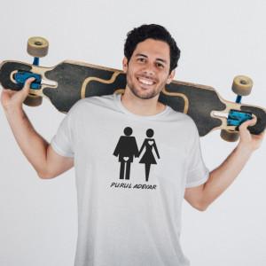 Imprimeu tricou PURUL ADEVAR