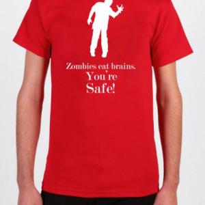 Imprimeu tricou ZOMBIE