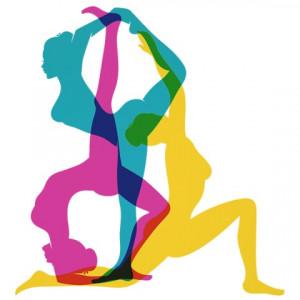 Sticker De Perete Body Training