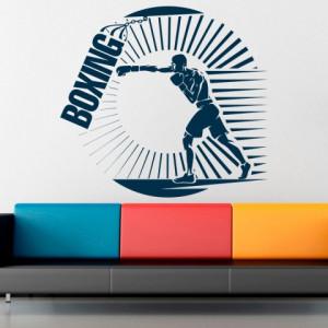 Sticker De Perete Boxing