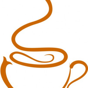 Sticker De Perete Cafea Fierbinte