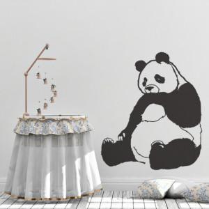 Sticker De Perete Panda