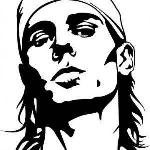 Sticker De Perete Rafael Nadal