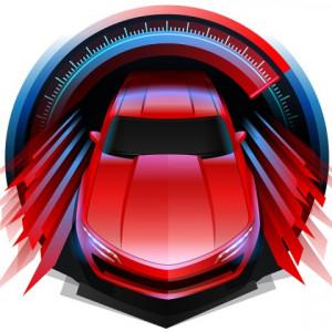 Sticker De Perete Speed