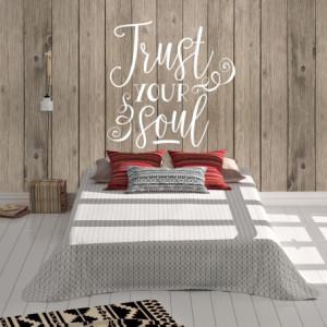 Sticker De Perete Trust Your Soul
