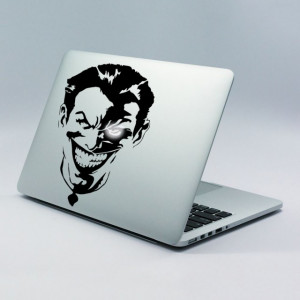 Sticker laptop - Joker