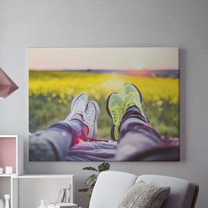 Tablou Canvas Cuplu
