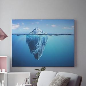 Tablou Canvas Deep ice