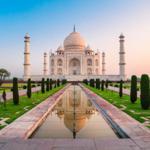 Tablou canvas - orase 05 - Taj Mahal