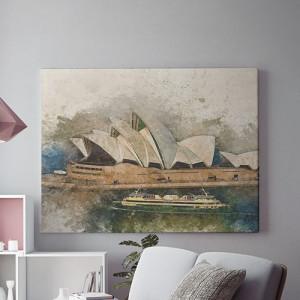 Tablou Canvas Sidney