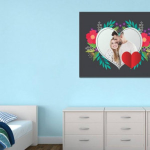 Tablou canvas - lovers - indragostiti model 2