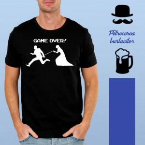 Imprimeu tricou GAME OVER