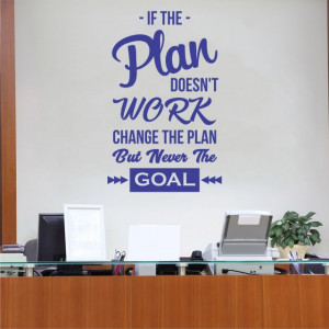 If the plan