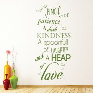 A Pinch Of Patience
