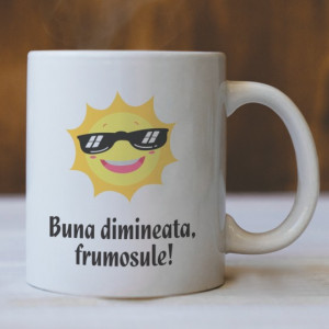 CANA BUNA DIMINEATA FRUMOSULE