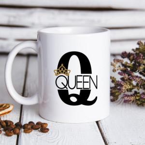 Cana cu Mesaj Queen