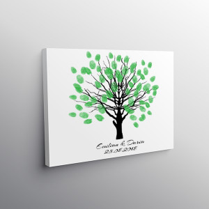 Finger print tree elegant