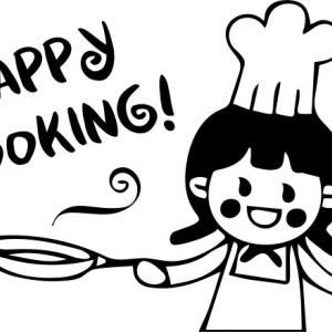 Happy cooking